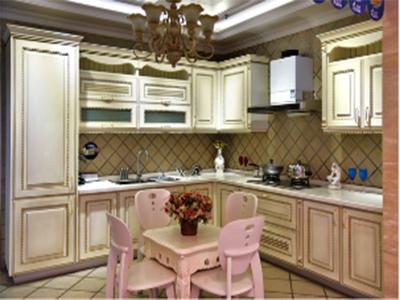 莆田定制厨房橱柜-怎么买品牌好的整体实木橱柜呢