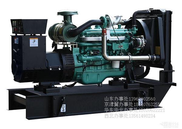 发电机组出租厂家品牌-潍坊300kw发电机出租