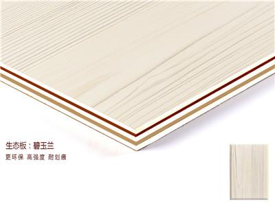 江西生态板衣柜多少钱一平方-知名的生态护墙板供应商