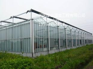 玻璃温室造价_优良玻璃温室选建业温室
