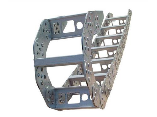 辽宁钢铝拖链供应商-河北钢制拖链价格