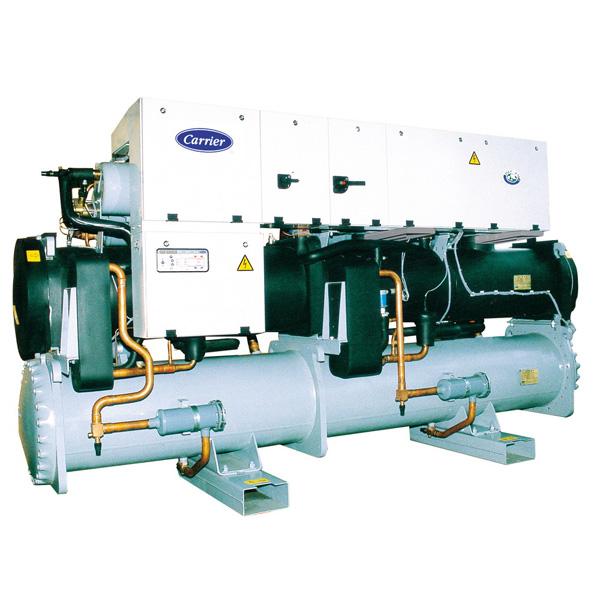 开利23XRV变频螺杆式冷水机组