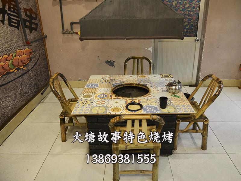 淄博奥尔良烤肉加盟_火塘故事特色烧烤提供有品质的火塘故事加盟