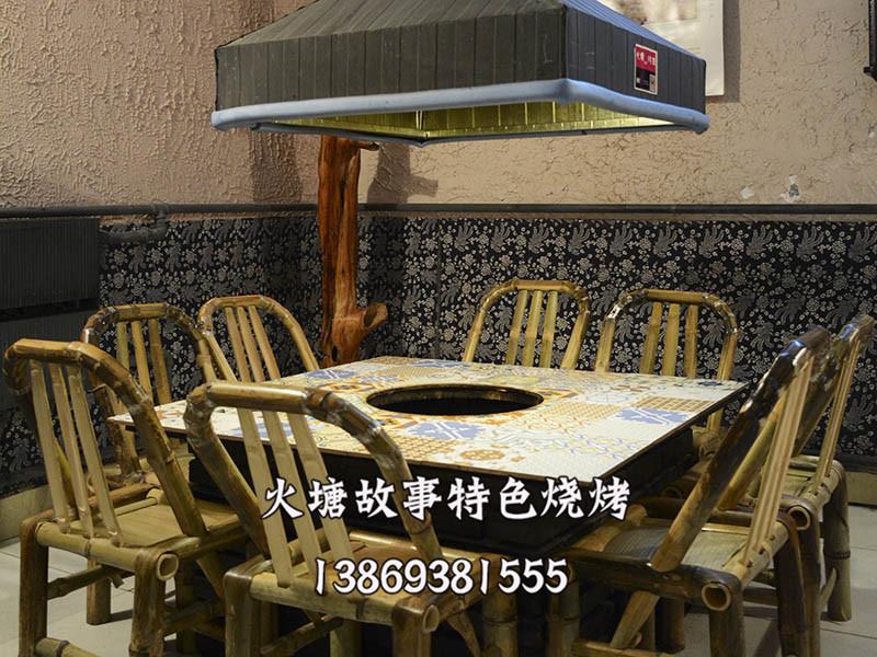 淄博小投资加盟,选择可靠的淄博创业项目,就来火塘故事特色烧烤