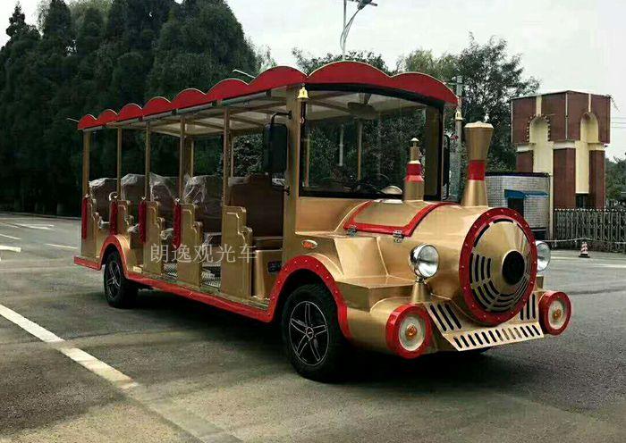 要买品质好的14座电动观光车当选朗逸电动车 燃油观光车