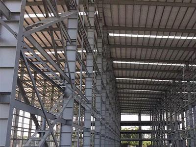 钢构工程施工-福建钢结构设计