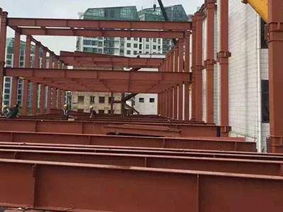 福建鋼結構公司 鋼結構工程項目