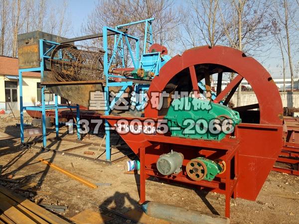 【专业的,质量好】青州筛沙粉碎清洗机械+筛沙粉碎清洗机械厂家
