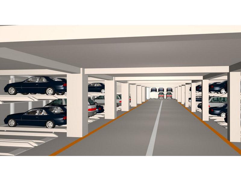 立體停車庫設計-質量好的立體停車庫設備在哪買