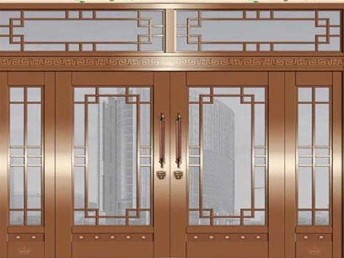 實惠的銅門|供應寧夏耐用的銅門