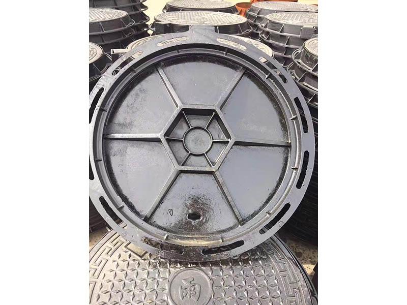 西宁市政井盖厂家|兰州华信铸造提供的市政井盖哪里好