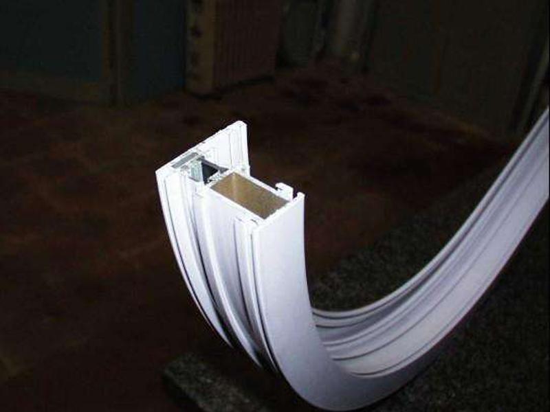 白銀槽鋼拉彎加工|自然圓弧批發槽鋼拉彎