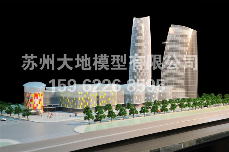 江苏房产模型制作公司_房产模型图片
