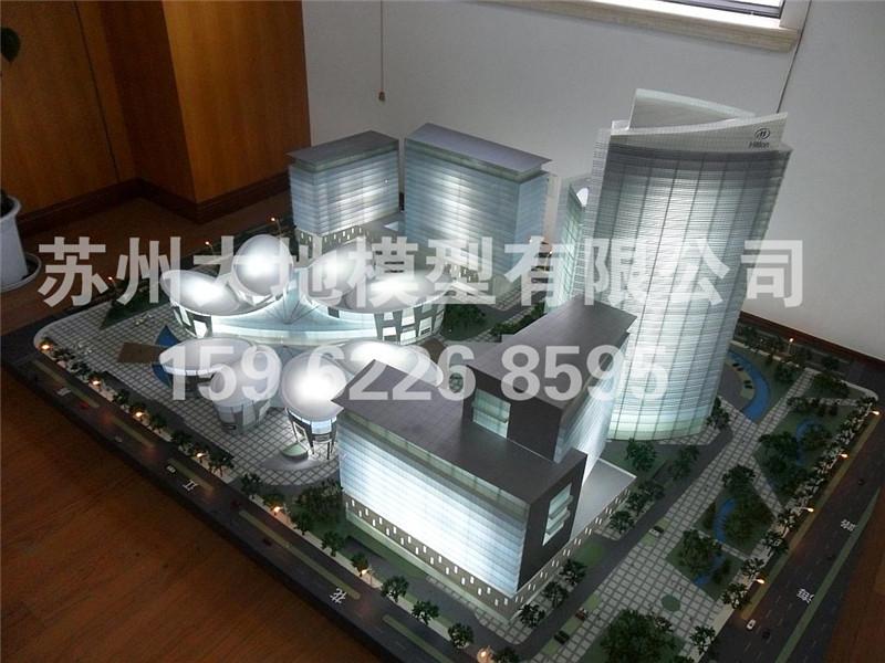 浙江房产模型图片 专业的房产模型制作