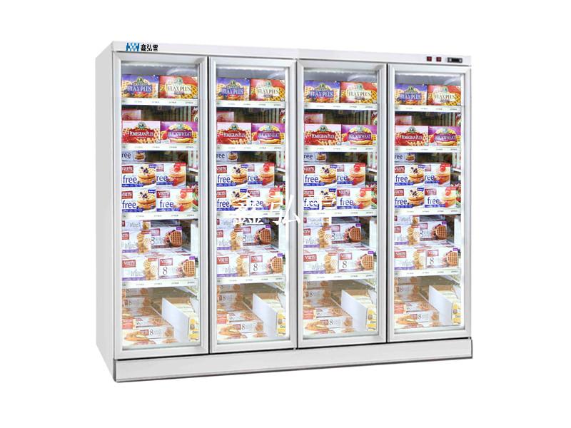 廈門雙開門冷柜-質量有保障的雙門直冷展示柜推薦