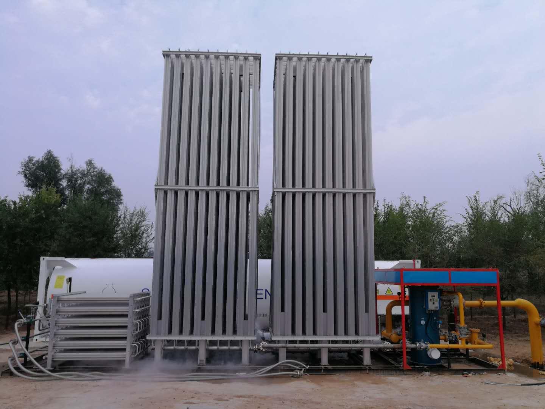 LNG气化设备