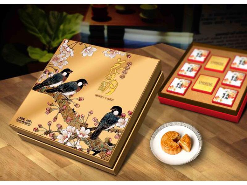 专业药材精装礼盒 兰州具有口碑的月饼精装礼盒供应