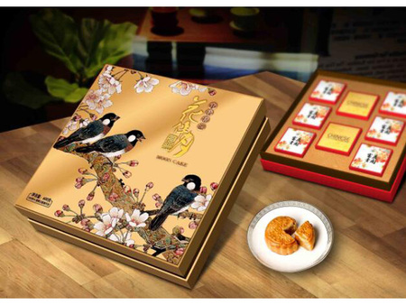 药材精装礼盒-兰州实用的月饼精装礼盒推荐