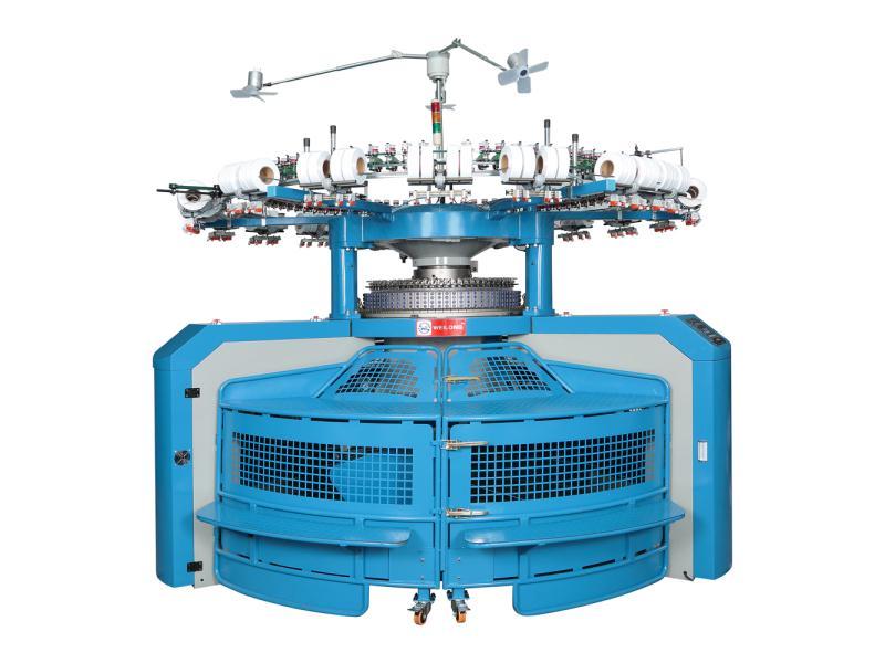 【推荐】纬龙机械供应双面针织机 双面针织机公司