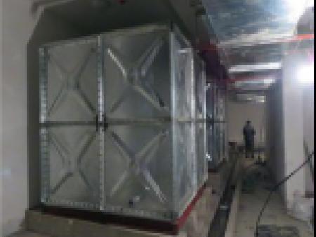 乌海镀锌钢板水箱|规模大的镀锌钢板水箱厂家