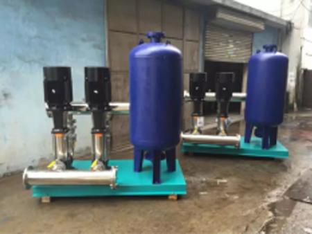 供水设备工程 厂家直销恒压供水设备推荐
