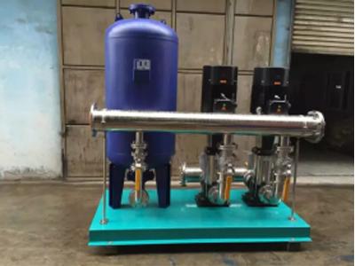 蘭州智能變頻供水設備_大量供應口碑好的恒壓供水設備