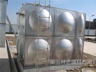 优质的不锈钢方水箱在哪买  福州不锈钢保温水箱安装