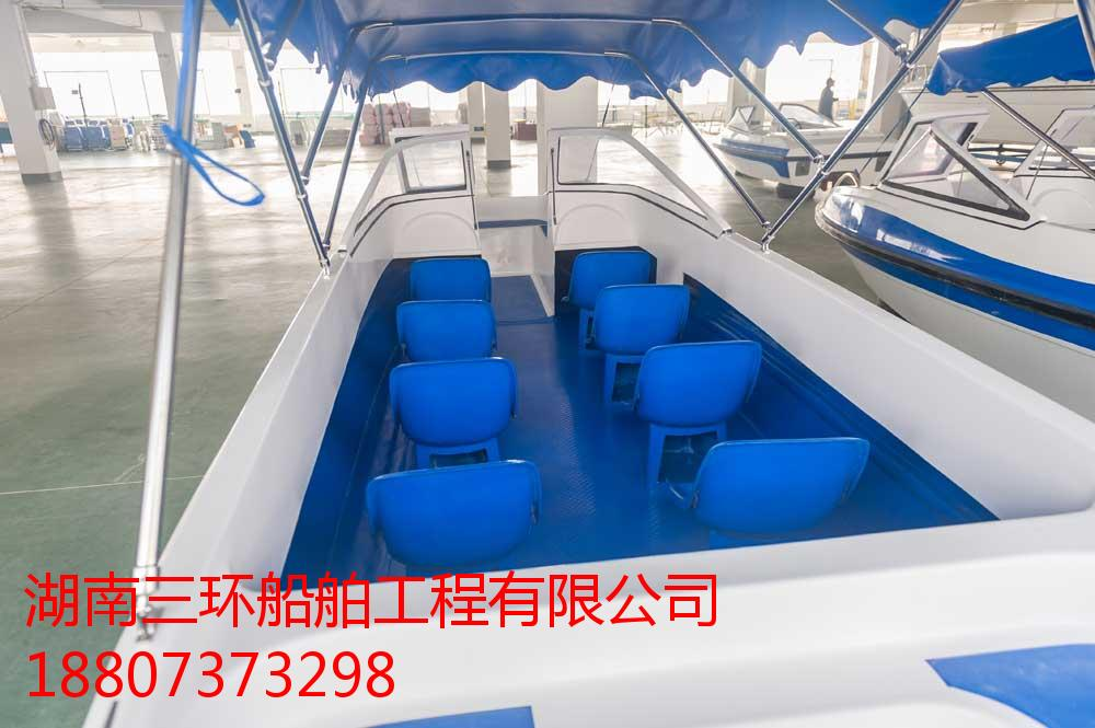 优质玻璃钢快艇价位|湖南口碑好的G598快艇供货商