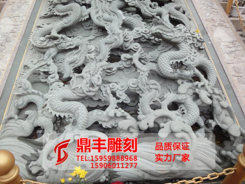 山西浮雕-精雕細琢的浮雕