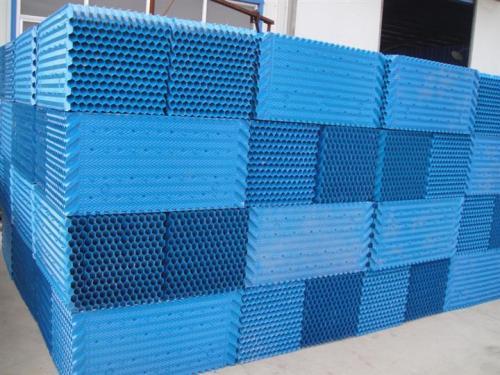 冷却塔填料_想买好用的耐高温冷却塔填料,就来茂雪塑料制品