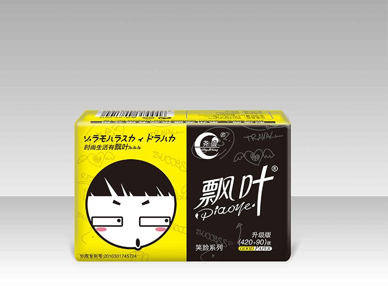 廣告盒抽紙價格|堯盛紙品_出色的廣告盒抽紙供應商