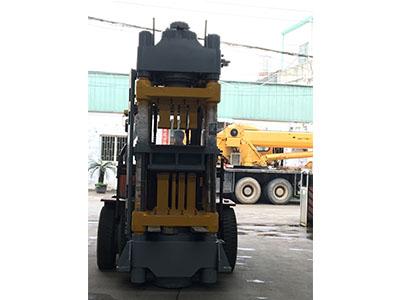 福建具有口碑的制砖机供应商是哪家 优质液压砖机批发