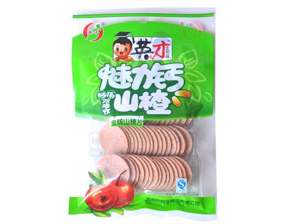 零添加山楂制品,价位合理的无添加山楂片供应,就在新华食品