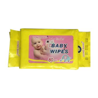 嬰兒濕巾定制廠家哪家好-嬰兒濕巾品牌