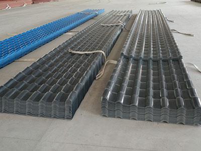 树脂合成瓦批发厂家——耐用的合成树脂瓦科南供应