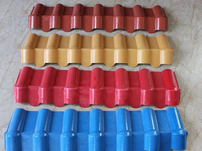 广东树脂瓦,优质的树脂瓦配件公司