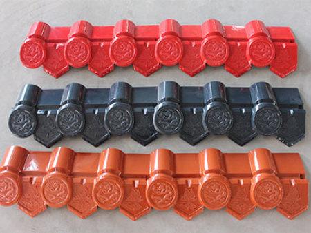 漳州树脂瓦配件厂家|高质量的树脂瓦配件哪里买