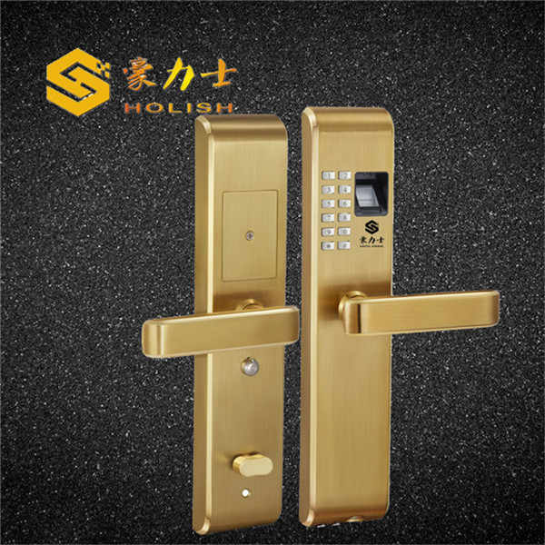 划算的智能密码锁厂家直销——盘锦智能指纹锁代理安装
