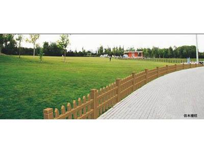甘肃草坪护栏安装,价位合理的草坪护栏就在绿园环保
