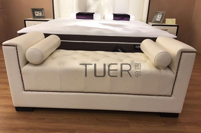 佛山价格合理的床尾凳推荐-南海实木床尾凳厂家