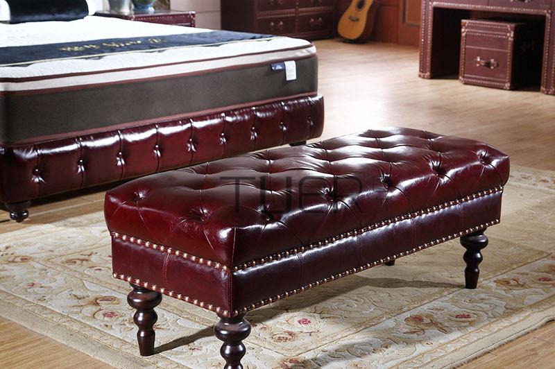 图尔家具·专业的床尾凳供应商-东坑外贸床尾凳厂家