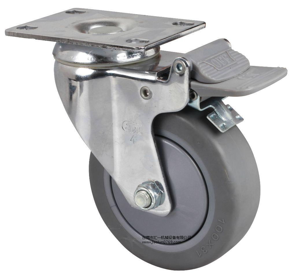 山东工业脚轮供应商|脚轮批发商|脚轮厂家哪家好?