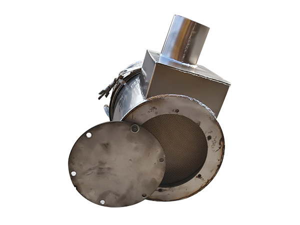 威海装载机尾气净化器-装载机尾气净化器专业厂家
