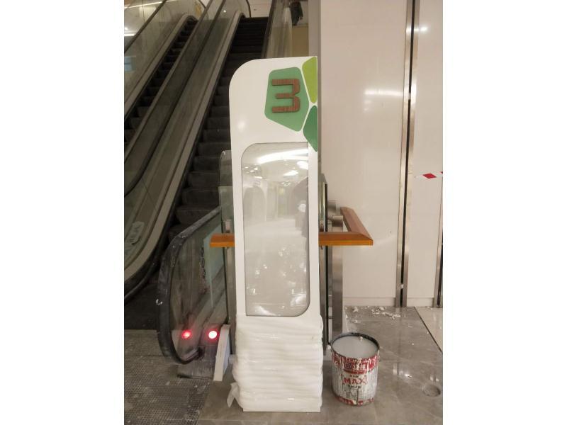 福建導視牌安裝-導視牌認準鴻連發光電科技