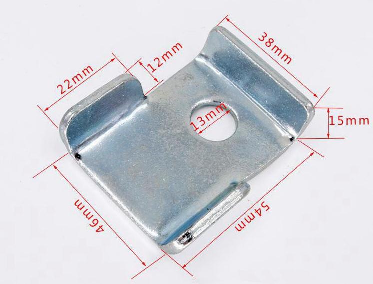 江山电梯导轨压导板-宁波电梯滑动压板