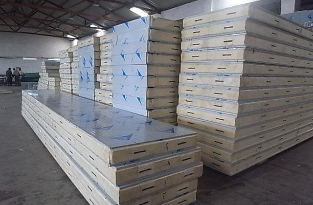 聚氨酯冷库板库板厂家批发-质量好的冷库板尽在裕强金属