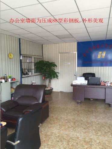 漳州地区品质好的彩钢板 东山彩钢板生产