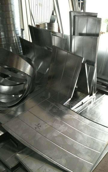 福建专业通风管道厂家——泉州通风管道安装