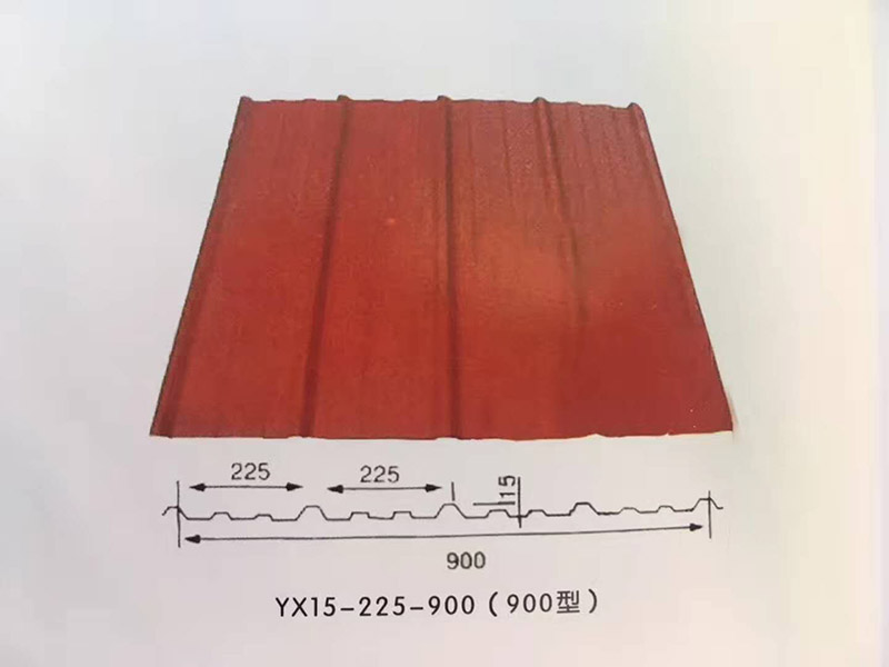 甘南彩钢瓦加工厂-供应兰州高质量的彩钢瓦型板
