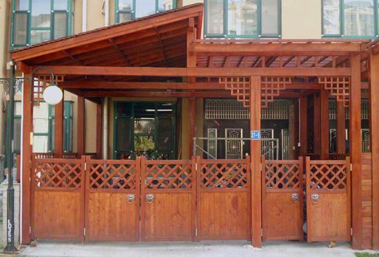 實木餐桌椅誰家便宜_秦皇島區域有信譽度的河北防腐木廠家